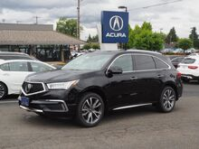 2019_Acura_MDX_w/Advance Pkg_ Salem OR