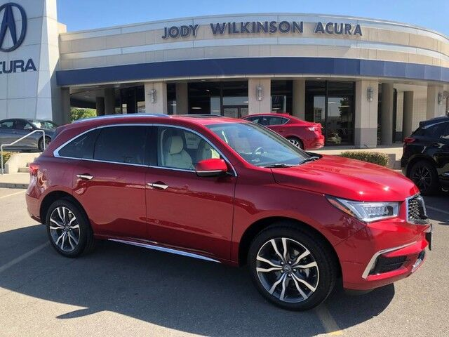 2019 Acura MDX w/Advance Pkg Salt Lake City UT