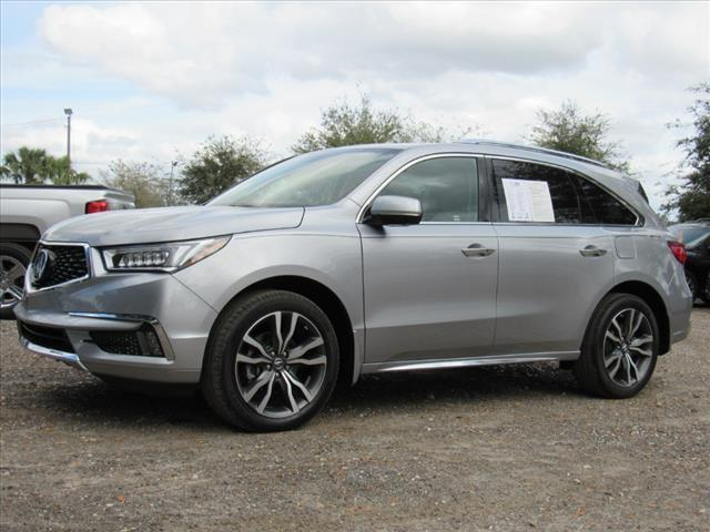 2019 Acura MDX w/Advance