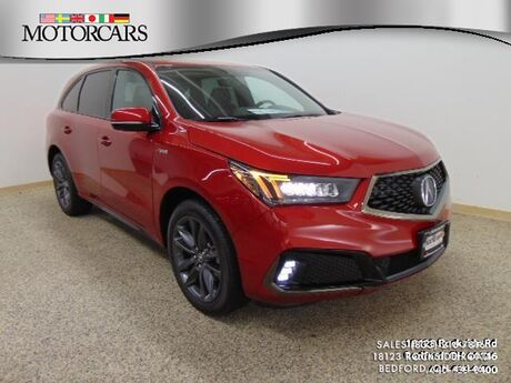 2019 Acura MDX w/Technology/A-Spec Pkg Bedford OH