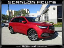 2019_Acura_MDX_w/Technology/A-Spec Pkg_ Fort Myers FL