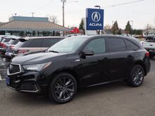 2019_Acura_MDX_w/Technology/A-Spec Pkg_ Salem OR