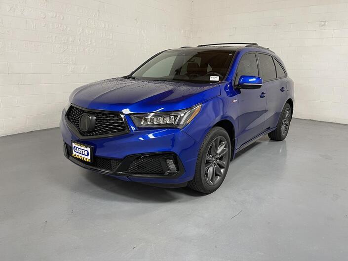 2019 Acura MDX w/Technology/A-Spec Pkg Seattle WA