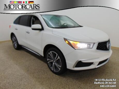 2019 Acura MDX w/Technology/Entertainment Pkg Bedford OH