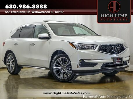 2019_Acura_MDX_w/Technology/Entertainment Pkg_ Willowbrook IL