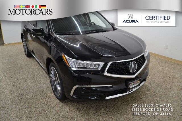 2019 Acura MDX w/Technology Pkg Bedford OH