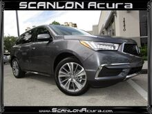 2019_Acura_MDX_w/Technology Pkg_ Fort Myers FL