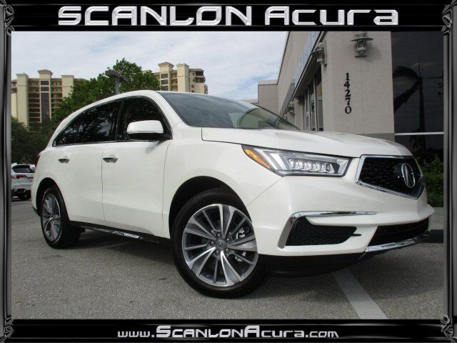 2019 Acura MDX w/Technology Pkg Fort Myers FL