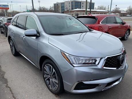 2019 Acura MDX w/Technology Pkg Salt Lake City UT