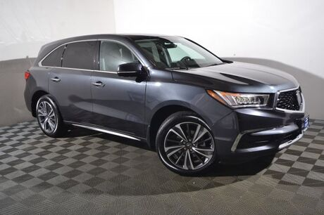 2019 Acura MDX w/Technology Pkg Seattle WA