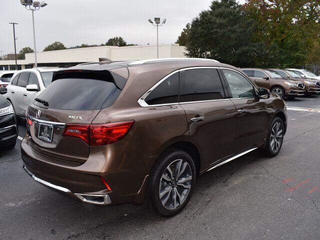 2019 Acura MDX with Advance Package Augusta GA