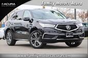2019 Acura MDX with Technology Package