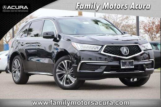 2019 Acura MDX with Technology Package Bakersfield CA