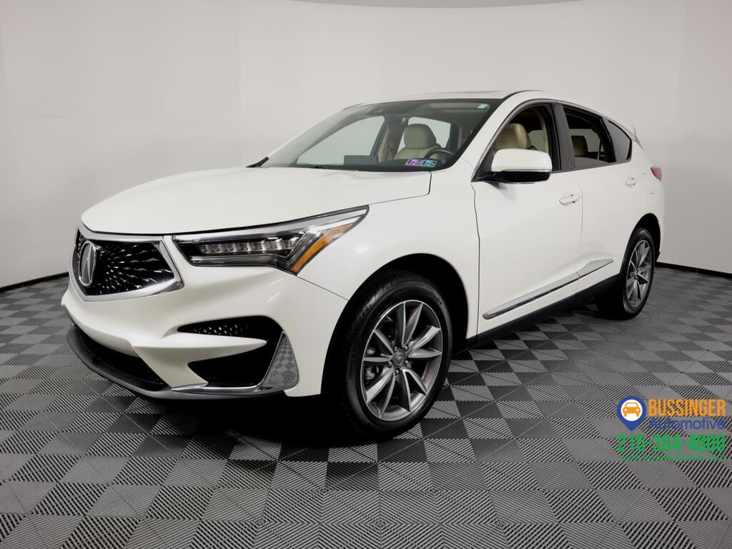 2019 Acura RDX - All Wheel Drive w/Technology Package Feasterville PA