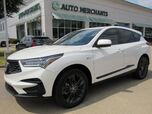 2019 Acura RDX *A-SPEC PACKAGE* ADAPTIVE CRUISE CONTROL, BACKUP CAMERA, BLIND SPOT, BLUETOOTH, CLIMATE CONTROL