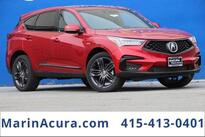 Acura RDX A-Spec Package 2019