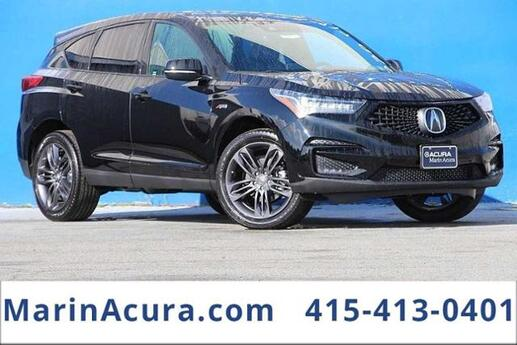 2019 Acura RDX A-Spec Package Bay Area CA