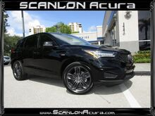 2019_Acura_RDX_A-Spec Red_ Fort Myers FL