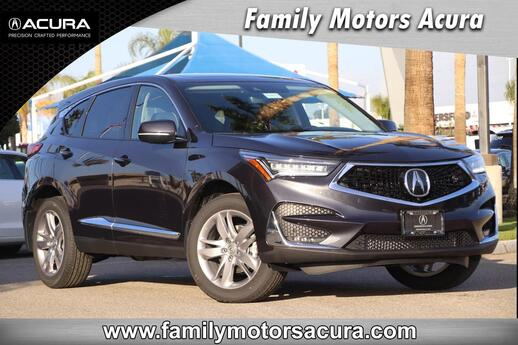 2019 Acura RDX Advance Package Bakersfield CA