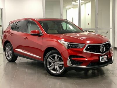 2019_Acura_RDX_Advance Package_ Orland Park IL