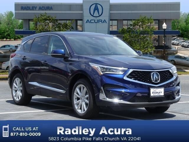 2019 Acura RDX Base Falls Church VA