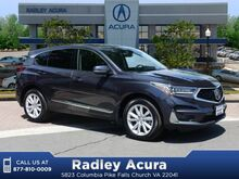 2019_Acura_RDX_Base SH-AWD_ Falls Church VA