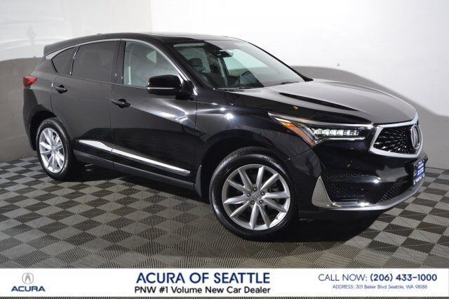 2019 Acura Rdx Base Seattle Wa 26611283