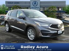 2019_Acura_RDX_SH-AWD_ Falls Church VA