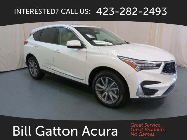 2019 Acura RDX SH-AWD TECH Johnson City TN