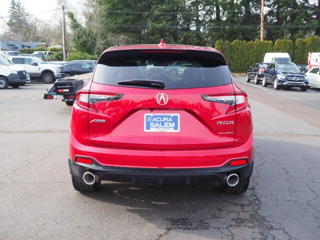 2019 Acura RDX SH-AWD with A-Spec Package Salem OR