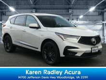 2019_Acura_RDX_SH-AWD with A-Spec Package_ Woodbridge VA