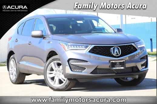 2019 Acura RDX SH-AWD with Advance Package Bakersfield CA