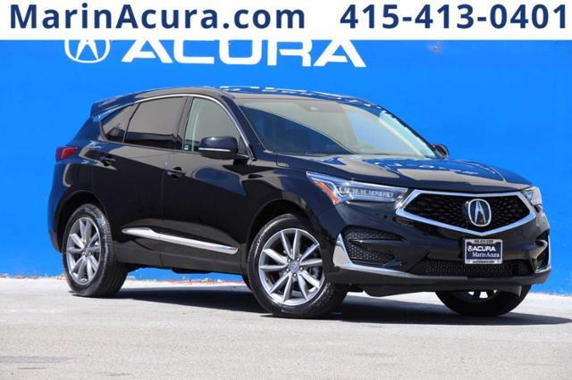 2019 Acura RDX SH-AWD with Technology Package Corte Madera CA
