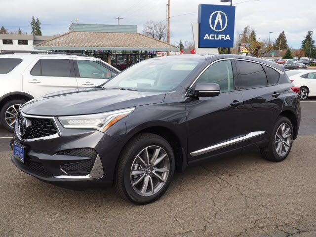 2019 Acura Rdx Sh Awd With Technology Package Salem Or 27656976