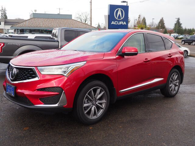 2019 Acura RDX SH-AWD with Technology Package Salem OR