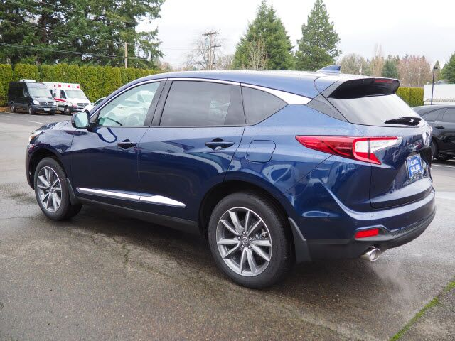 2019 Acura RDX SH-AWD with Technology Package Salem OR ...