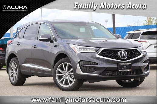 2019 Acura RDX Technology Package Bakersfield CA