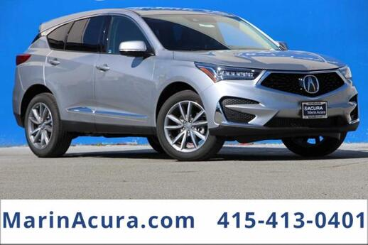 2019 Acura RDX Technology Package Bay Area CA