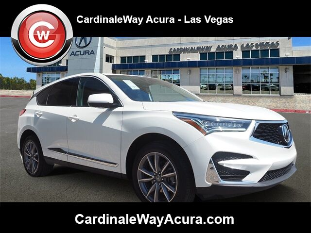 2019 Acura RDX Technology Package Las Vegas NV
