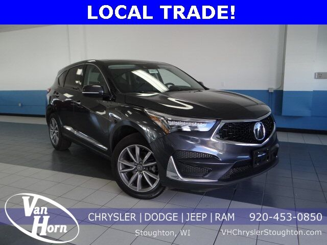 2019 Acura RDX Technology Package Plymouth WI