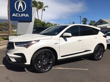 2019_Acura_RDX_w/A SPEC 4dr SUV Package_ Kahului HI