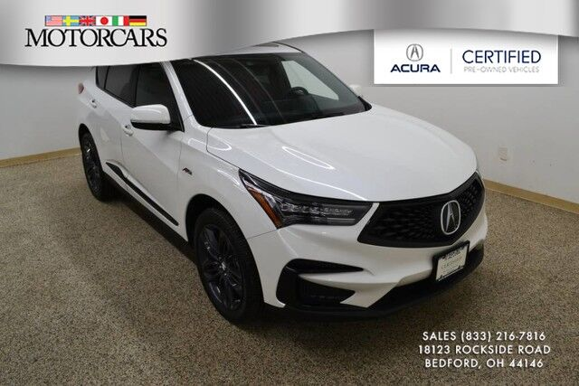 2019 Acura RDX w/A-Spec Pkg Bedford OH