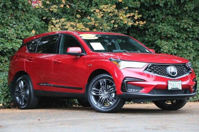 2019 Acura RDX w/A-Spec Pkg Salem OR