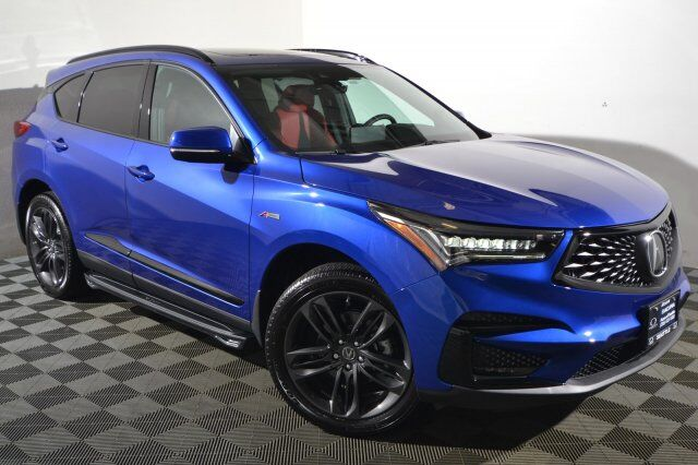 2019 Acura RDX w/A-Spec Pkg Seattle WA