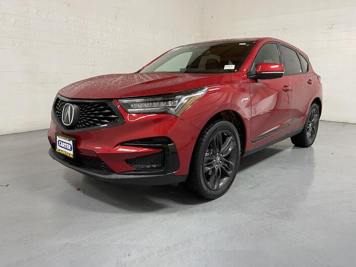 2019 Acura RDX w/A-Spec Pkg Seattle WA