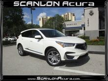 2019_Acura_RDX_w/Advance Pkg_ Fort Myers FL
