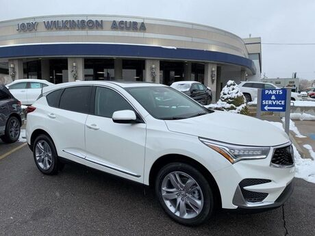 2019 Acura RDX w/Advance Pkg Salt Lake City UT