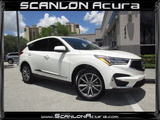 2019 Acura RDX w/Technology Pkg Fort Myers FL