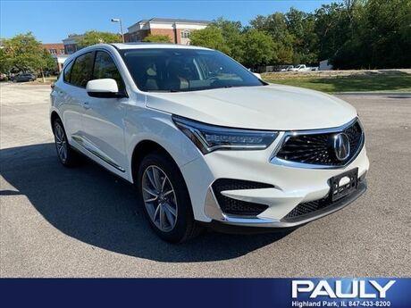 2019 Acura RDX w/Technology Pkg Highland Park IL