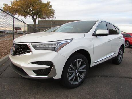 2019 Acura RDX with Technology Package Albuquerque NM
